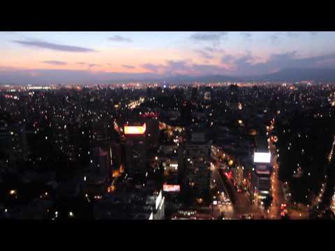 Santiago desde helipuerto de edifico Telefónica (8,7)