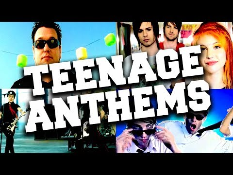 Best 50 Teenage Anthems of the 2000's