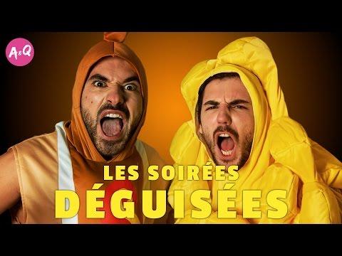 LES SOIRÉES DÉGUISÉES ft. Lola Dubini, Julien Pestel, Baborlelefan