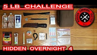 We have a new challenge for you. There is the 5lb limit of gear you can take with you, and make it outdoors for 24 hours. No lighter, no backpack, no EDC gear. You can check complete challenge rules at our website: http://www.modernsurvivaltactics.com/documentsWe are also celebrating beginning of our 4th year as M.S.T. Thank you for all your support! Take care!  ------------------------------------------------------------------------------------------------------FOR MUCH MORE VISIT:http://www.modernsurvivaltactics.comhttp://www.store.modernsurvivaltactics.comhttps://www.google.com/+MODERNSURVIVALTACTICS