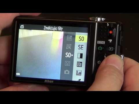 Videorecenze Nikon Coolpix S6700