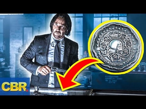 John Wick 4: 10 Mind-Breaking Fan Theories