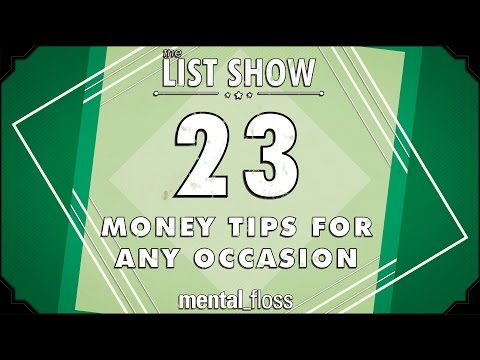 23 Money Tips for Any Occasion