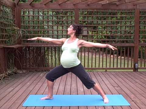 Exercitii de yoga in sarcina