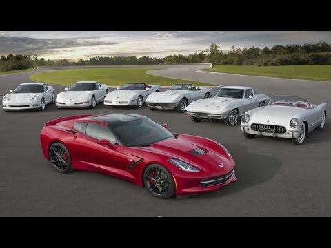 Corvette tarihçesi