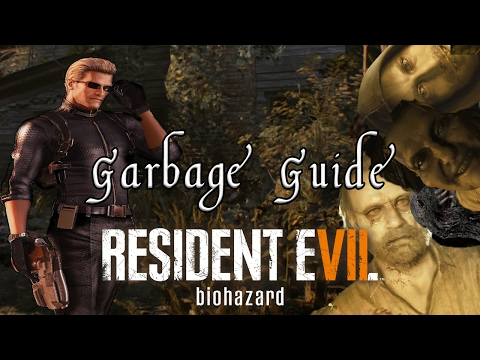 Garbage Guide To Resident Evil 7 Story
