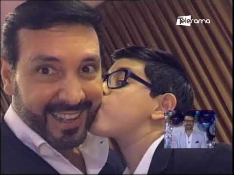 Piero, hijo de Marcelo lo sorprende por el día del padre