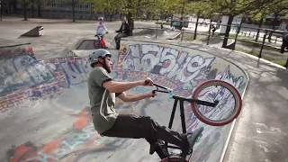 Bremen Germany  city images : BMX RAW Webisode: Riding Bikes in Bremen, Germany!