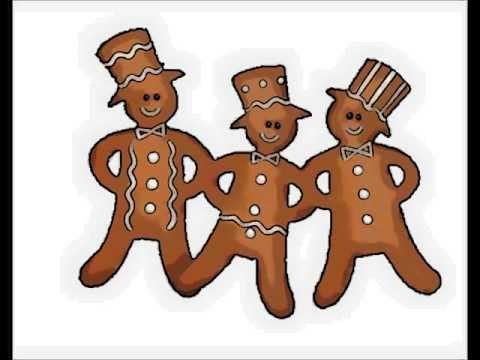 3 Gingerbread song SWEDISH