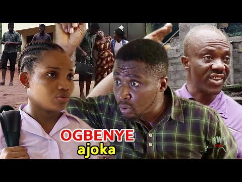 Ogbenye Ajoka 1 - 2018 Latest Nigerian Nollywood Igbo Movie Full HD