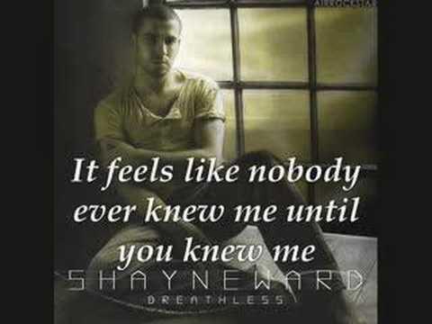 Shayne Ward – Until You [video lyircs]