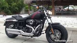5. New 2014 Harley Davidson Fat Bob Motorcycles for sale - Redesigned