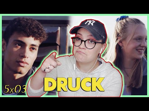 "Druck (Skam Germany) Season 5 Episode 3 ""Stalker"" REACTION!"