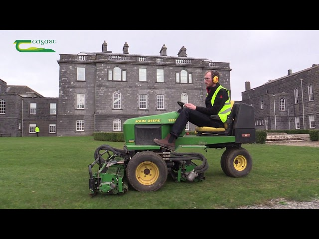 David Hannon - Teagasc Horticulture Student