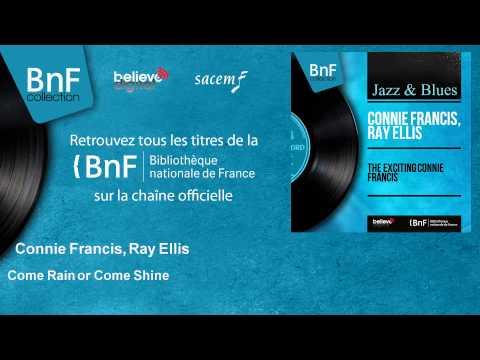 Tekst piosenki Connie Francis - Come Rain or Come Shine po polsku