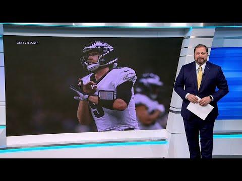 Jaguars get their franchise QB: Nick Foles signs