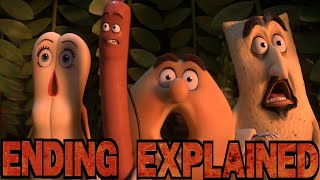 Sausage Party Ending Explained And Review - Sausage Party 2?