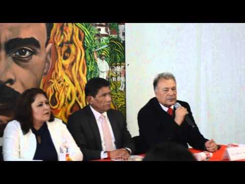 Alberto Anaya Gutiérrez, líder nacional del PT