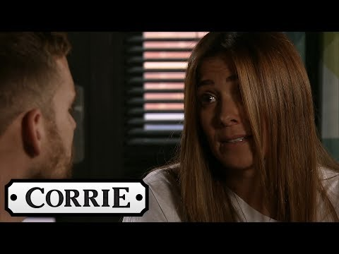 Coronation Street - Michelle Promises to Protect Ali's Secret