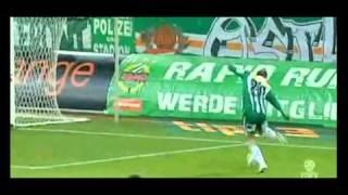 Hamdi Salihis Treffer für Rapid (2009/10)