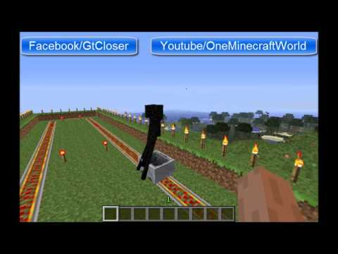 Enderman Funny Moment – One Minecraft World.