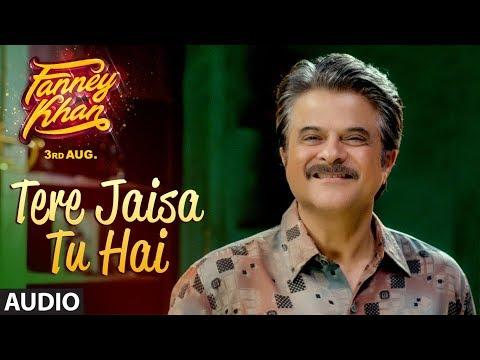 Tere Jaisa Tu Hai Full Audio Song | FANNEY KHAN |