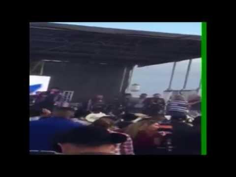 Marco Flores de la Banda Jerez reconoce y confronta a uno de sus secuestradores en una presentación en Colorado. - Thumbnail