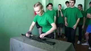 Lekcja PO w rosyjskiej szkole