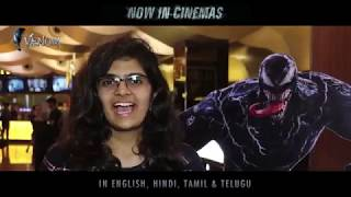 Venom   The Reviews That Matter   India   Now in Cinemas