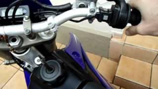 7. Yamaha wr 250 f 2008