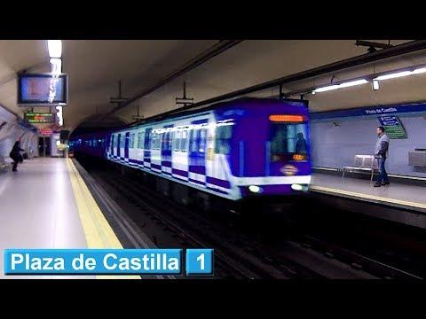Hunde in Madrids U-Bahn