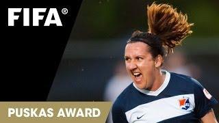 FIFA Puskas Award 2013 nominee: Lisa De Vanna