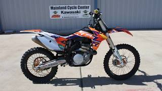 2. For Sale $2,999:  Pre Owned 2011 KTM 450 SX-F Mainland Cycle Center