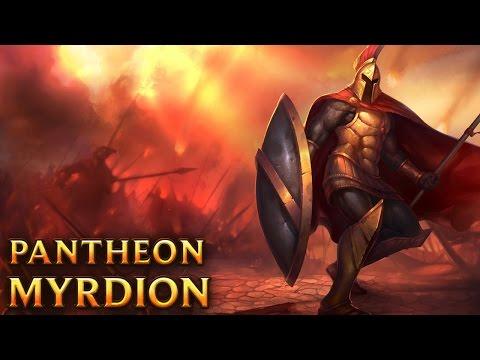 Pantheon Myrmidon - Myrmidon Pantheon
