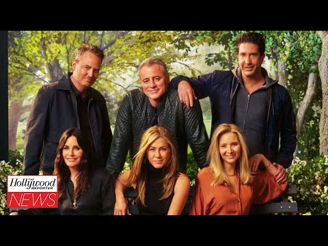 'Friends' Reunion First Full Trailer Has Been Released I THR News