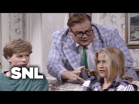 20 years ago today we lost Chris Farley. Here is his iconic 'Van down by the river' sketch.