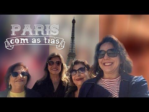Luciana Liviero encerra sua temporada em Paris. Assista