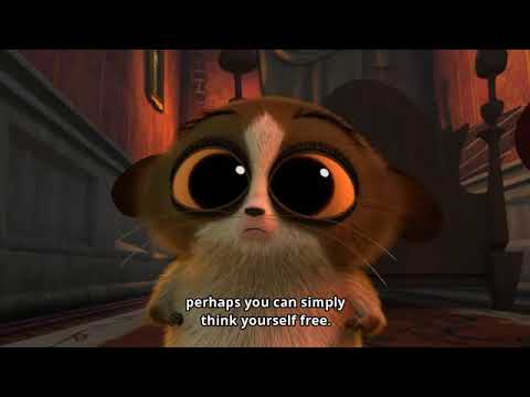 Mort vs. Grammy Mort (Freeing Smart Mort) | All Hail King Julien Exiled [E-Sub]