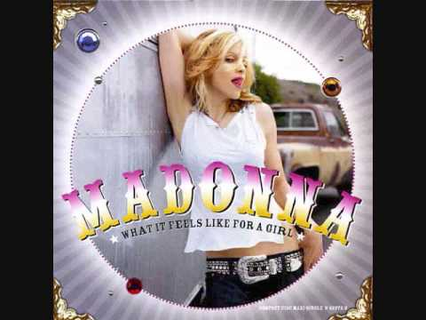 Madonna - What It Feels Like for a Girl [Above & Beyond Club Radio Edit]
