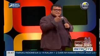 Video Sammy Not a Slim Boy Special Show #TanpabatasVol2 part-2 (Metro TV, edited version) MP3, 3GP, MP4, WEBM, AVI, FLV November 2018