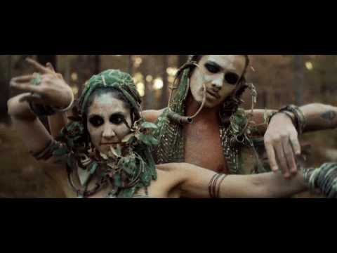 Rachel Brice & Illan Rivière   Thousand Year Forest (видео)