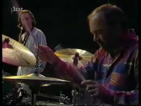 Peter Erskine - Jan Garbarek - Miroslav Vitous (live) online metal music video by PETER ERSKINE