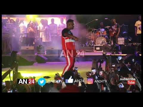 OLAMIDE LIVE IN CONCERT AT #OLIC4