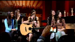 Cimorelli Interview & Concert - Kidd Kraddick in the Morning