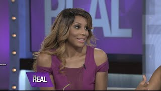 Tamar Talks Catering to Her Man - YouTube
