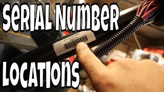 3. 2010 EZGO RXV, Gas - Serial Number Locations, Clutches Hitting Each Other