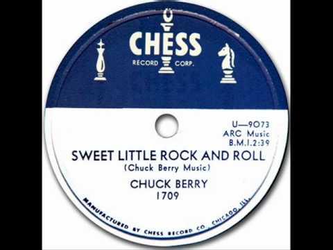 Tekst piosenki Chuck Berry - Sweet Little Rock N' Roller po polsku