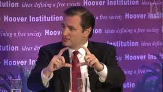 Uncommon Knowledge With US Senator Ted Cruz (R-Tex.)