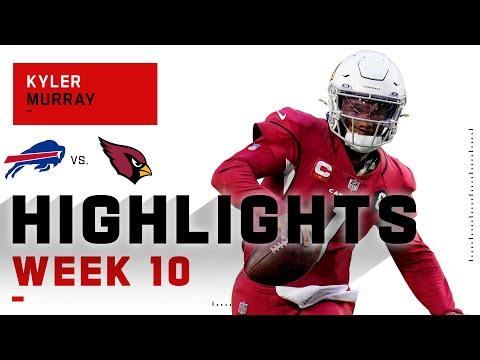 Kyler Murray's Sick Skills Take Care of Bills w/ 3 Total TDs | NFL 2020 Highlights