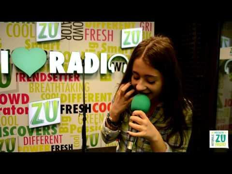 Nicole Cherry - Raggamuffin (Cover dupa Selah Sue - Live la Radio ZU)